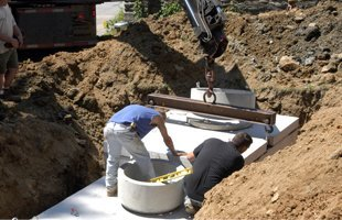 Septic and Grading Services | Ashville, NC | C & C Septic & Grading | 828-230-4019
