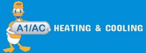 A1 / AC Heating & Cooling-logo