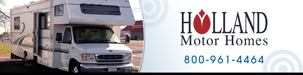 RV Dealer - San Marcos, CA - Holland Motor Homes