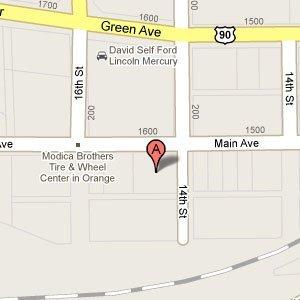Greg Dumas Attorney at Law - 1601 Main St Orange, TX 77630