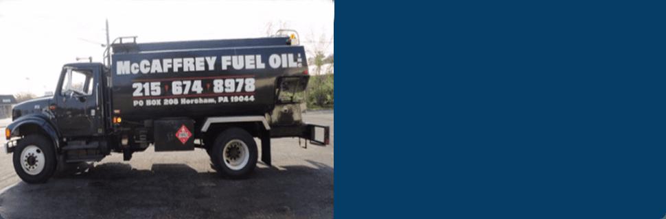 Home heating oil   Horsham,    McCaffrey Fuel Oil, Inc.   215-720-1938