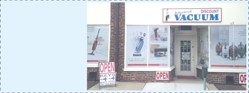 Contact | Ridgewood, NJ | Ridgewood Vacuum | 201-444-8414