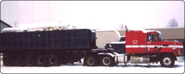 Scrap Container Service - Traverse City, MI - Grandpa's Garage