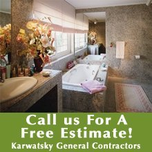 Bathroom Remodeling - Connellsville,  PA  - Karwatsky General Contractors