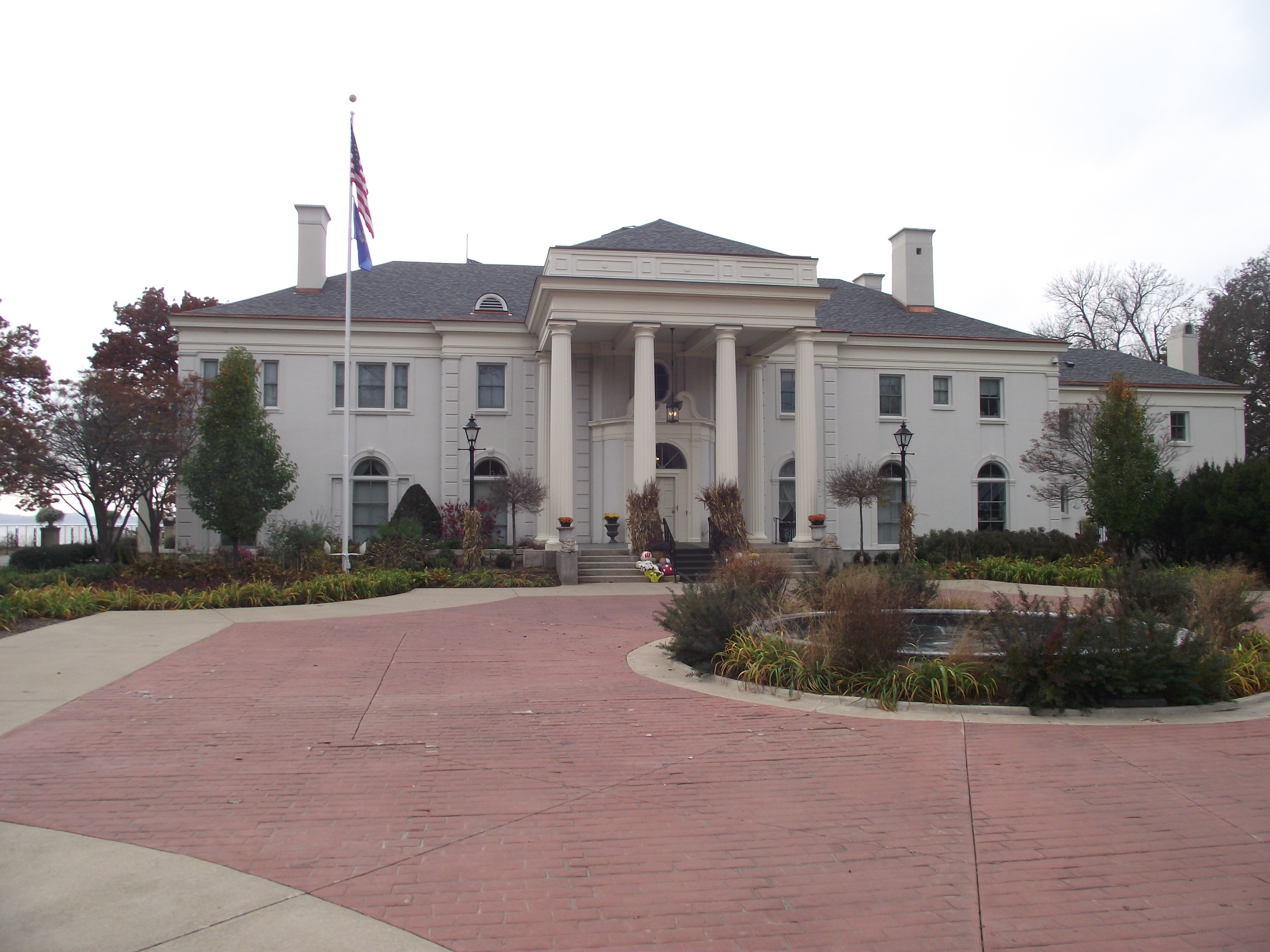 Governor's executive residence - Madison, WI - commericial inspection