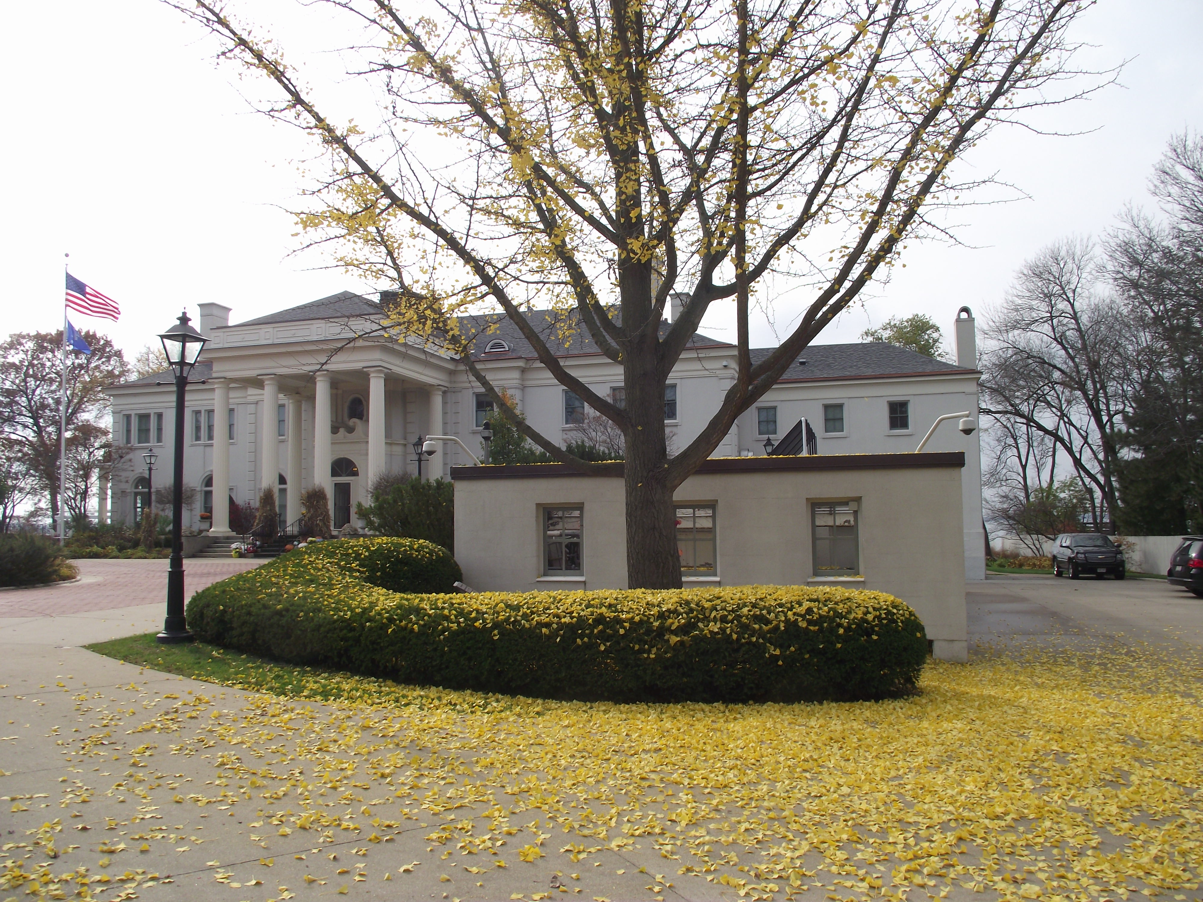 Governor's residence