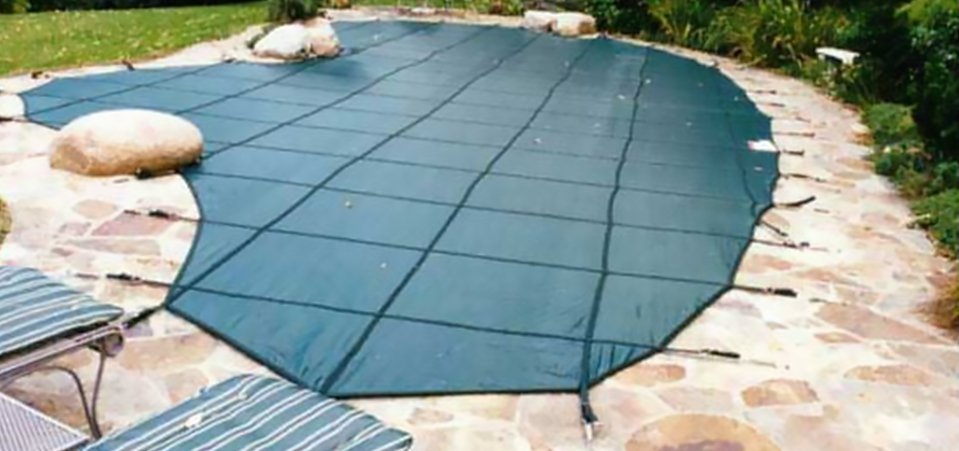 Backyard pool covers pool liners pennsauken nj - Cheap inground swimming pool liners ...