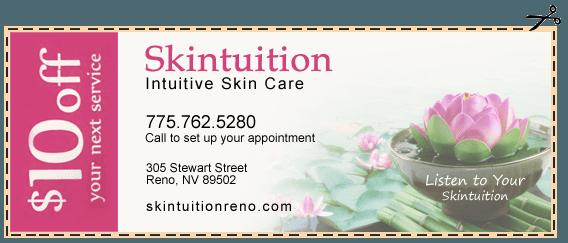 Facials | Reno, NV | Skintuition | 775-762-5280