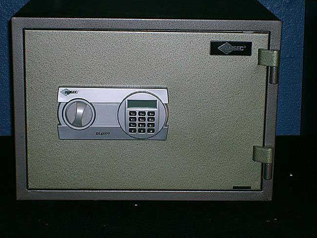 Amsec digital safe