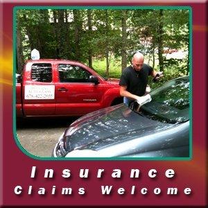 Auto Glass - Marietta, GA - Bob Capes Auto Glass - auto glass - Insurance Claims Welcome