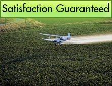 Aerial Crop Spraying - Abilene, KS - Abilene Flying Service Inc