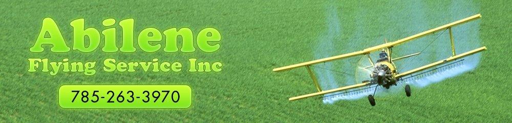 Agricultural Aviation Seeding - Abilene, KS - Abilene Flying Service Inc
