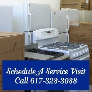 Washing Machines  - Boston, MA - Blue Hill Radio & Appliances - Refrigerator - Schedule A Service Visit Call 617-323-3038