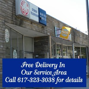 Used Appliances - Boston, MA - Blue Hill Radio & Appliances - Store - Free Delivery In Our Service Area Call 617-323-3038 for details