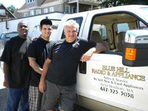 Repair  - Boston, MA - Blue Hill Radio & Appliances - Repair Staff