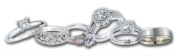 Wedding rings | Leavenworth, KS | Lloyd's Of Leavenworth | 913-682-7936