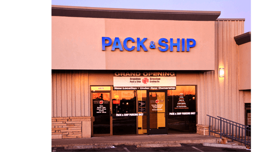 Arapahoe Pack & Ship - Shipping - Greenwood Village, CO