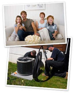 Cooling and Heating - Gallipolis, OH - Bennett's Heating & Cooling - services