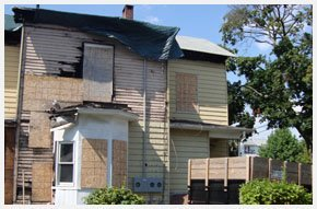 Disaster Damage | New Haven, CT | America One Abatement Inc. | 203-668-0484