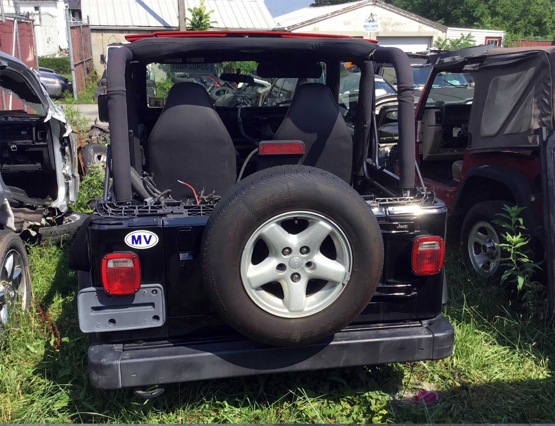 Rodneys Used Auto Parts Photo Gallery Dover Pa Off Road Jeep Wrangler Diagram View All