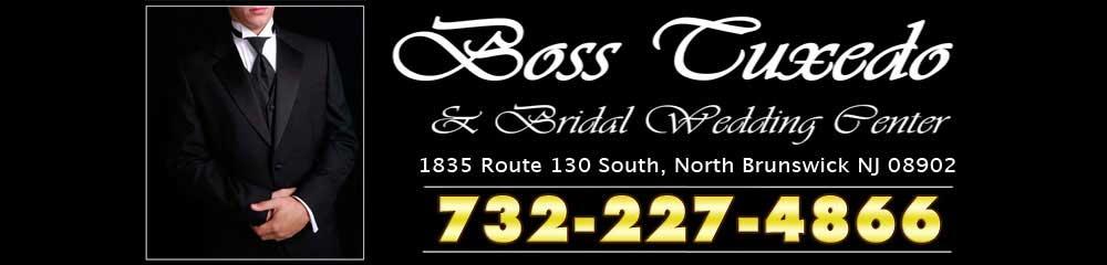 Tuxedo and Formal Wear Rentals - North Brunswick, NJ - Boss Tuxedo