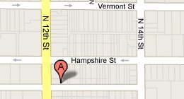 Busbey Williams & Scholz - 124 N 12th St Quincy IL - map