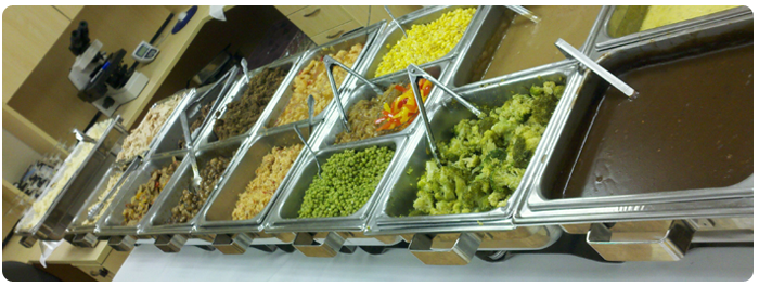Catering Service Menu - Ocala, FL - Brick City Catering