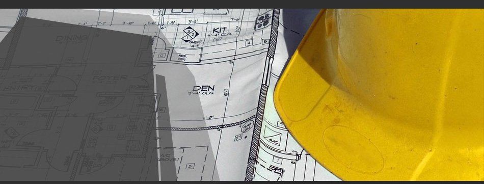 Blueprint and hardhat