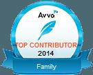 Top contributor 2014