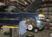 Auto Shop - Lake City, MI - Roots Repair Service