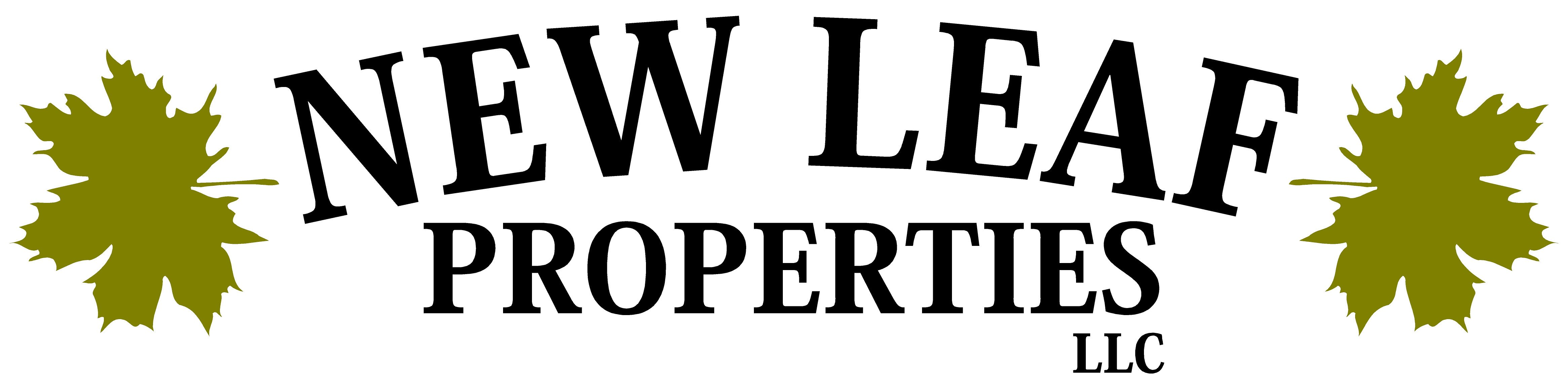 New Leaf Properties LLC - Logo