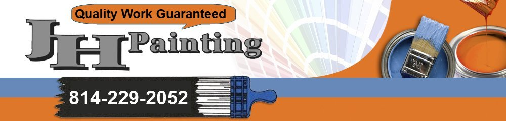Painting Contractors - Marienville, PA - JH Painting