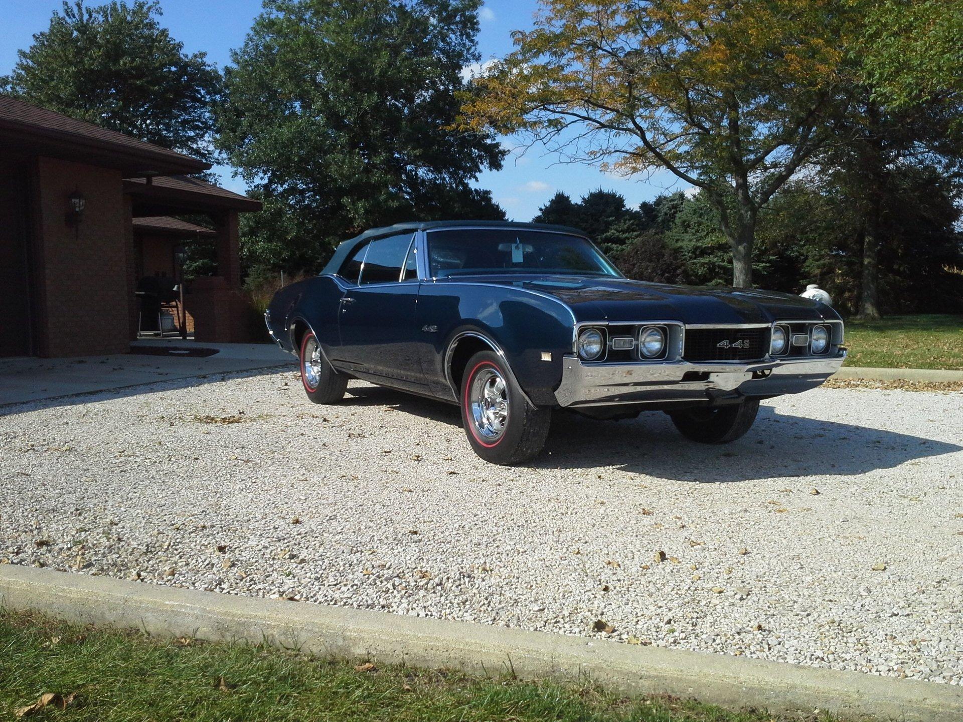 Auto Restoration | Classic Car Restoration | Lovington, IL