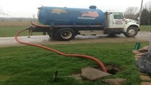 Septic Tank Pumping   Maintenance   Union City, MI
