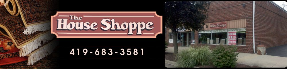 Carpet Dealers - Crestline, OH - The House Shoppe