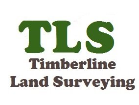 Timberline Land Surveying logo