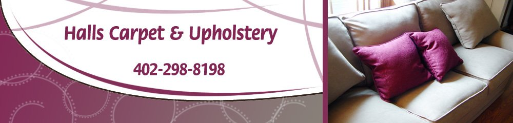 Carpet And Upholstery Cleaning - Omaha, NE - Halls Carpet & Upholstery