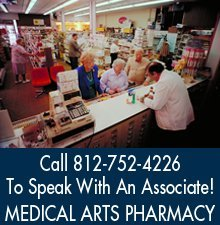 Pharmacy - Scottsburg, IN - Medical Arts Pharmacy - Pharmacy