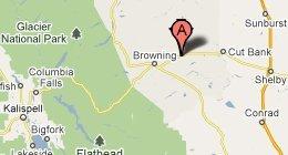Grass Winds Veterinary Clinic - 23564 US Highway 2 W Cut Bank, MT 59427