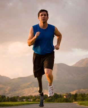 Sports prostheses | Fort Collins, CO | Prosthetic & Orthotic Group Inc. | 970-416-9357