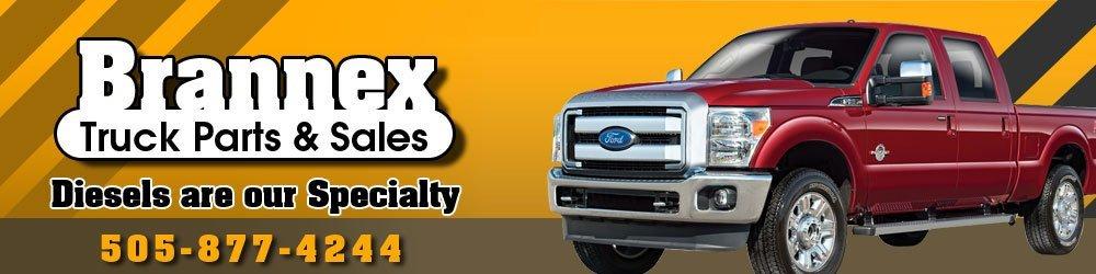 Auto Parts - Albuquerque, NM - Brannex Truck Parts & Sales