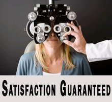 Eye Examinations - Suisun City, CA - Dr Richard Joyce OD