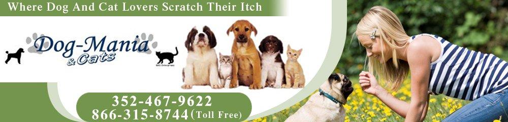Pet Boutique - Dade City, FL - Dog-Mania & Cats