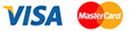 A-1 Bail Bonding Inc. accepts Visa and Mastercard