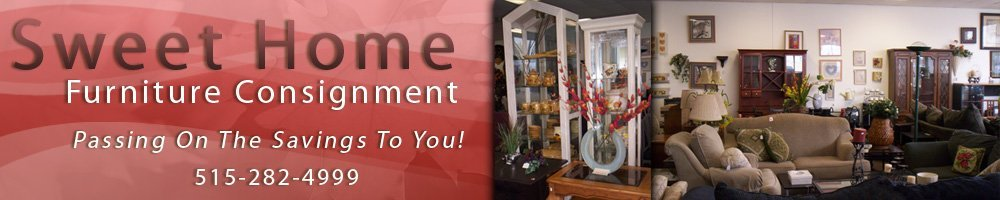 Furniture Sale Des Moines, IA - Sweet Home Furniture Consignment