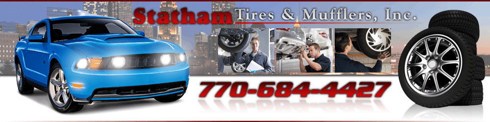 Automotive Repair - Rockmart, GA - Statham Tires & Mufflers, Inc.