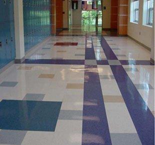Carpet Outlet of Pelham - Commercial VCT Flooring - Pelham, AL