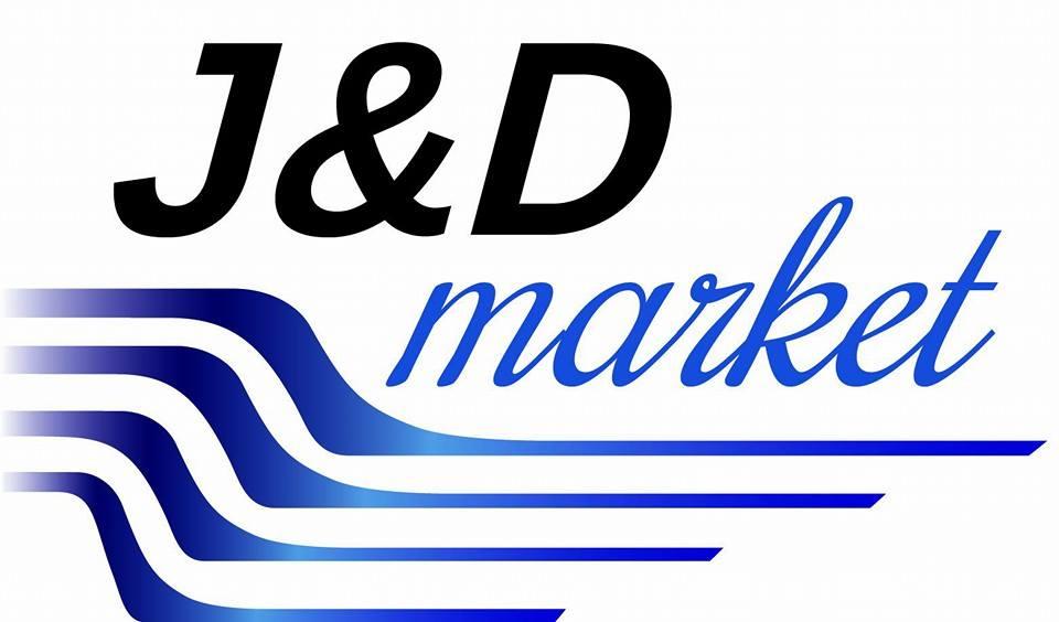 J & D Market - Logo