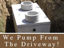 Septic Tank Pumping - Killen, AL - Phillips Backhoe Septic Cleaning Inc