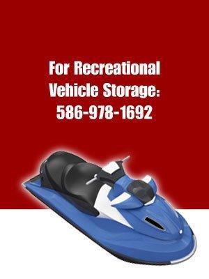 Storage Facility - Warren, MI - Red Run Storage - For Recreational Vehicle Storage: 586-978-1692